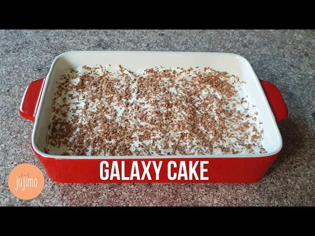 Galaxy Cake Recipe