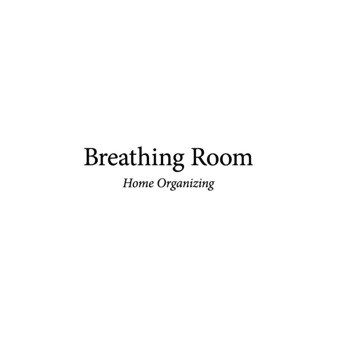 Breathing Room Home Organizing Logo