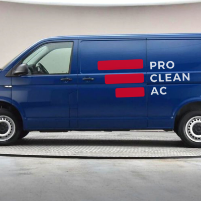 The Pro Clean AC Van